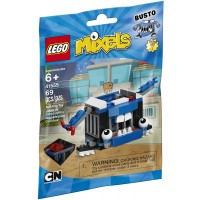 Lego Mixels Mixel Busto 41555 Building