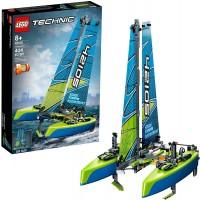 Lego Technic Catamaran 42105 Model Sailboat Building Kit New 2020 404 Pieces