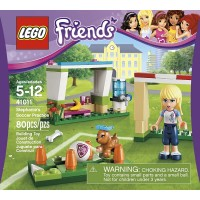 Lego Friends Stephanie Soccer Practice