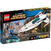 Lego Super Heroes Dark Side Invasion 76