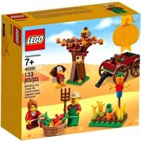 Lego 40261 Thanksgiving Harvest 2017 Holiday Seasonal