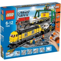Lego City Cargo Train 7939 Discontinued By