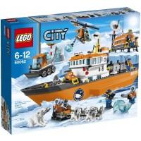 Lego City Ice Breaker Ship
