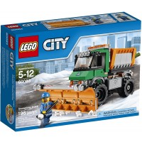 Lego City 60083 Snowplow