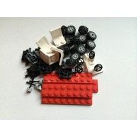 Lego Wheels And Axles