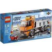 Lego City Town Dump Truck