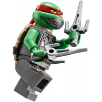 Lego Teenage Mutant Ninja Turtles Armored Raphael