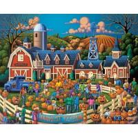 Dowdle Jigsaw Puzzle Harvest Festival 500