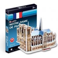 Cubicfun 3D Puzzle Sseries Notre Dame De Paris