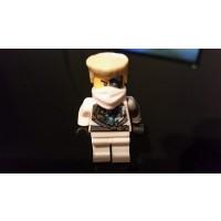 Lego Ninjagotm Techno Robe Zane Wfalcon Nindroid