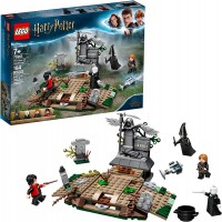 Lego Harry Potter And The Goblet Of Fire The Rise Of Voldemort 75965 Building Kit 184