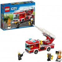 Lego City Fire Ladder