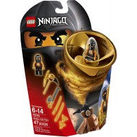 Lego Ninjago Airjitzu Cole Flyer 70741 Building