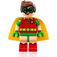 The Lego Batman Movie Minifigure Robin W