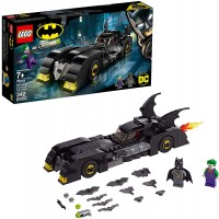Lego Dc Batman Batmobile Pursuit Of The Joker 76119 Building Kit 342 Pieces
