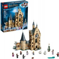 Lego Harry Potter Hogwarts Clock Tower 75948 Build And Play Set With Minifigures
