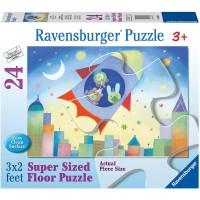 Ravensburger To The Moon 24 Piece Floor