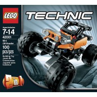 Lego Technic 42001 Mini