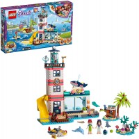 Lego Friends Lighthouse Rescue Center 41380 Building Kit 602