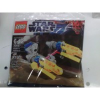 Lego Star Wars Mini Building Set 30057 Anakins Podracer