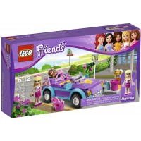 Lego Friends Stephanies Cool Convertible
