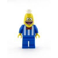 Lego Bikini Bottom Ice Cream Vendor