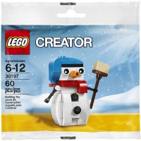 Lego 30197 Creator Snowman
