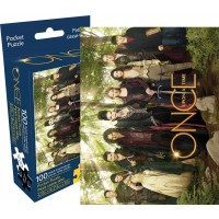 Aquarius Once Upon A Time Cast Adult Pocket Puzzle 100