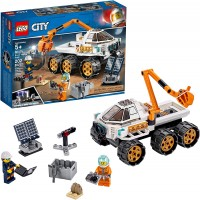 Lego City Rover Testing Drive 60225 Building Kit 202