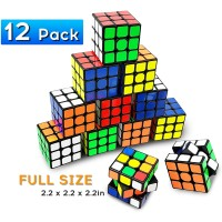 Full Size 333 Cube Set Puzzle Party Toy Stem Toys Educational Favor School Supplies