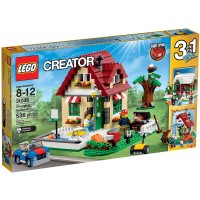 Lego Creator 31038 Changing Seasons Building
