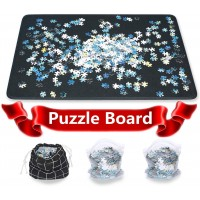 Jigsaw Puzzle Mat Puzzle Board Smooth Puzzle Plateau Portable Board Easy Move Storage Work Separate