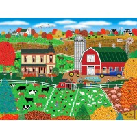 Lafayette Puzzle Factory Perfect Day On The