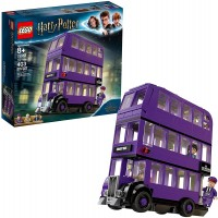 Lego Harry Potter And The Prisoner Of Azkaban Knight Bus 75957 Building Kit 403