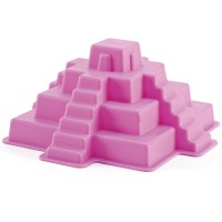 Mayan Pyramid Mold Sand Building Toy