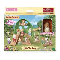 Calico Critters Baby Tree House