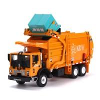 Diecast Garbage Truck 1:43 Scale