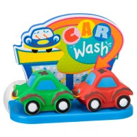 Dirty Cars Bath Toy