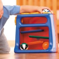 Roller Ball Run Toddler Activity Toy