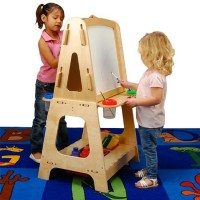 Anatex Standing Easel Kids Art Center