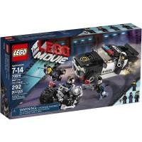 Lego Movie 70819 Bad Cop Car