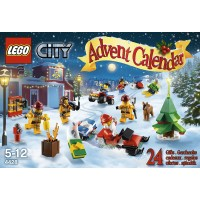 Lego 2012 City Advent Calendar