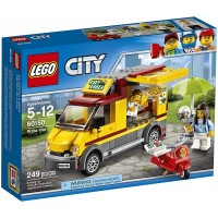 Lego City Great Vehicles Pizza Van 60150 Construction Toy 249 Pieces