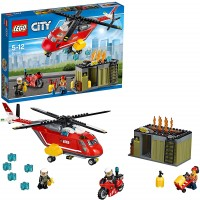 Lego City Fire 60108 Fire Response
