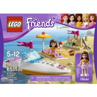 Lego Friends 3937 Olivias