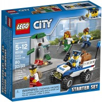 Lego City Police Police Starter Set 60136 Building