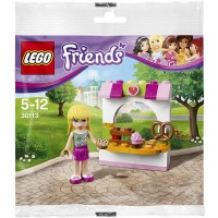 Lego Friends Stephanies Bakery Stand Set 30113