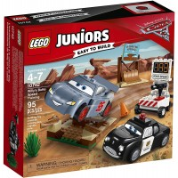 Lego Juniors Willys Butte Speed Training 10742 Building