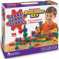 Gears Beginner's Building Set