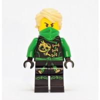 Lego Ninjago Skybound Lloyd With Mask And Hair